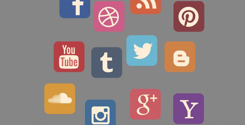 การทำ branding โดยใช้ social profiles