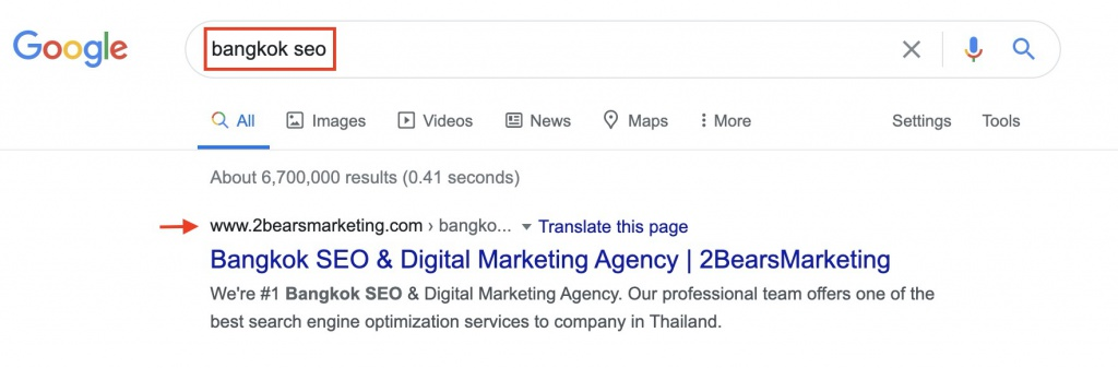 การทำ seo onpage factor 5 tips